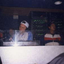 Dj Gizmo en Djantoine.nl in the 90's