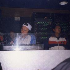 Dj Gizmo en Djantoine.nl in the 90's