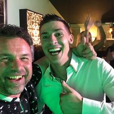Johan Baum en Djantoine.nl